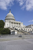 U.S.Capitol. U.S. Capitol building captured on sunny day stock photo