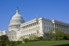 U.S. Capitol stock photography