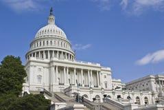 U.S. Capitale Fotografia Stock Libera da Diritti