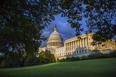 U S Capitol budynek zdjęcie stock