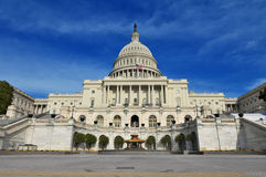 U.S. Capitol Building Royalty Free Stock Image