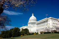 U.S. Capitol building Stock Images