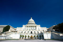 U.S. Capitol building dome Stock Image