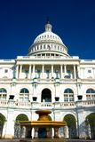 U.S. Capitol building dome royalty free stock image