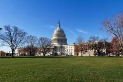 The U.S. Capitol Building Stock Photo