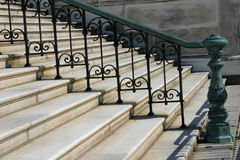 U.S. Capitol steps. These are steps at the U.S. Capitol building in Washington, D.C Stock Photo