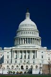 U.S. Capitol on a sunny spring Royalty Free Stock Photo