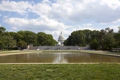 U.S. Capitol in Washington Stock Photo