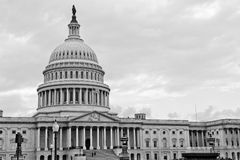 U.S. Capitolio Fotografía de archivo libre de regalías