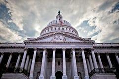 U.S. Capitolio Imagen de archivo libre de regalías