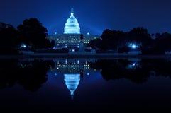 U.S. Capitolio Imágenes de archivo libres de regalías