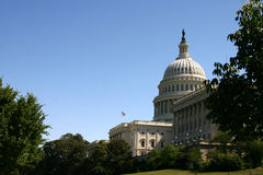 U.S. Capitolio Fotos de archivo libres de regalías