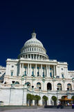 U.S. Capitolio en un día asoleado Foto de archivo