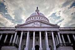 U.S. Capitool Royalty-vrije Stock Afbeelding