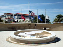U.S. Central Command Memorial Royalty Free Stock Image
