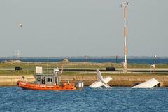 U. S.  Coast Guard Royalty Free Stock Photos