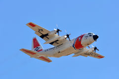 U.S.Coast Guard Plane Royalty Free Stock Image