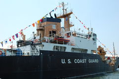 U.S. Coast Guard Ship Stock Photography