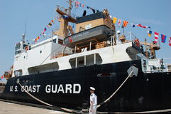 U.S. Coast Guard Ship Stock Images