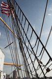 U.S. Coast Guard Tall Ship, The Eagle Royalty Free Stock Photography