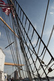 U.S. Coast Guard Tall Ship, The Eagle stock photography