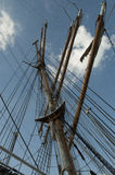 U.S. Coast Guard Tall Ship, The Eagle Stock Images
