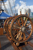 U.S. Coast Guard Tall Ship, The Eagle stock photos