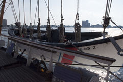 Free U.S. Coast Guard Tall Ship, The Eagle Royalty Free Stock Images - 78253879