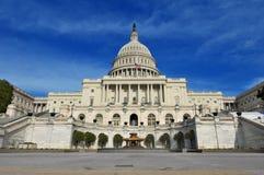 U.S. Construction de capitol Image libre de droits