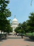 U.S. Construction de capitol images stock