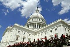U.S. Construction du congrès photos stock
