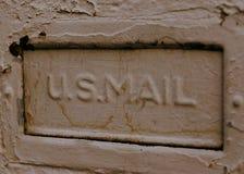 U.S. Correo fotografía de archivo libre de regalías