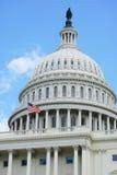 U.S. Cupola del Campidoglio fotografie stock libere da diritti
