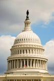 U.S. Cupola di Campidoglio fotografie stock libere da diritti