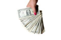 U.S. Dólares Imagen de archivo