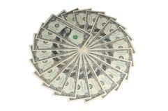 U.S. Dólares Imágenes de archivo libres de regalías