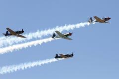 U S De Luchtmachtlucht toont in Tucson, Arizona Royalty-vrije Stock Foto