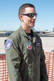 U S De Luchtmachtlucht toont in Tucson, Arizona Stock Afbeeldingen
