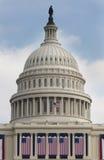 U.S. De Rotonde van het Capitool Royalty-vrije Stock Afbeeldingen
