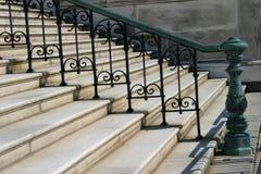 U.S. De stappen van het Capitool Stock Foto