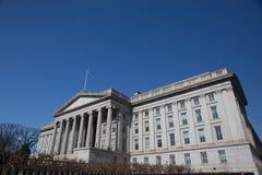 U.S. Departamento del Tesoro Fotografía de archivo libre de regalías