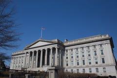 U.S. Departamento del Tesoro Fotografía de archivo