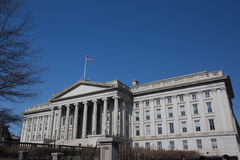 U.S. Department of The Treasury Stock Photography