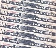 U.S. Dinero foto de archivo