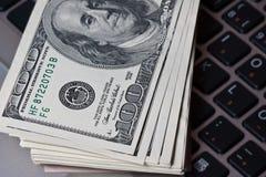 U.S. Dollar Royalty-vrije Stock Foto