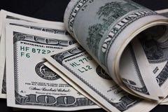 U.S. Dollar Royalty-vrije Stock Afbeelding