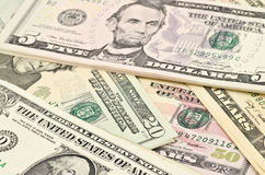 U.S. dollar royalty free stock image