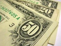 U.S. dollar Royaltyfri Bild