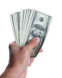 U.S. dollars Royalty Free Stock Images