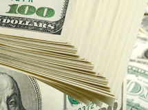 U.S. Dollars. U.S. Dollars as a matter of investment Stock Images